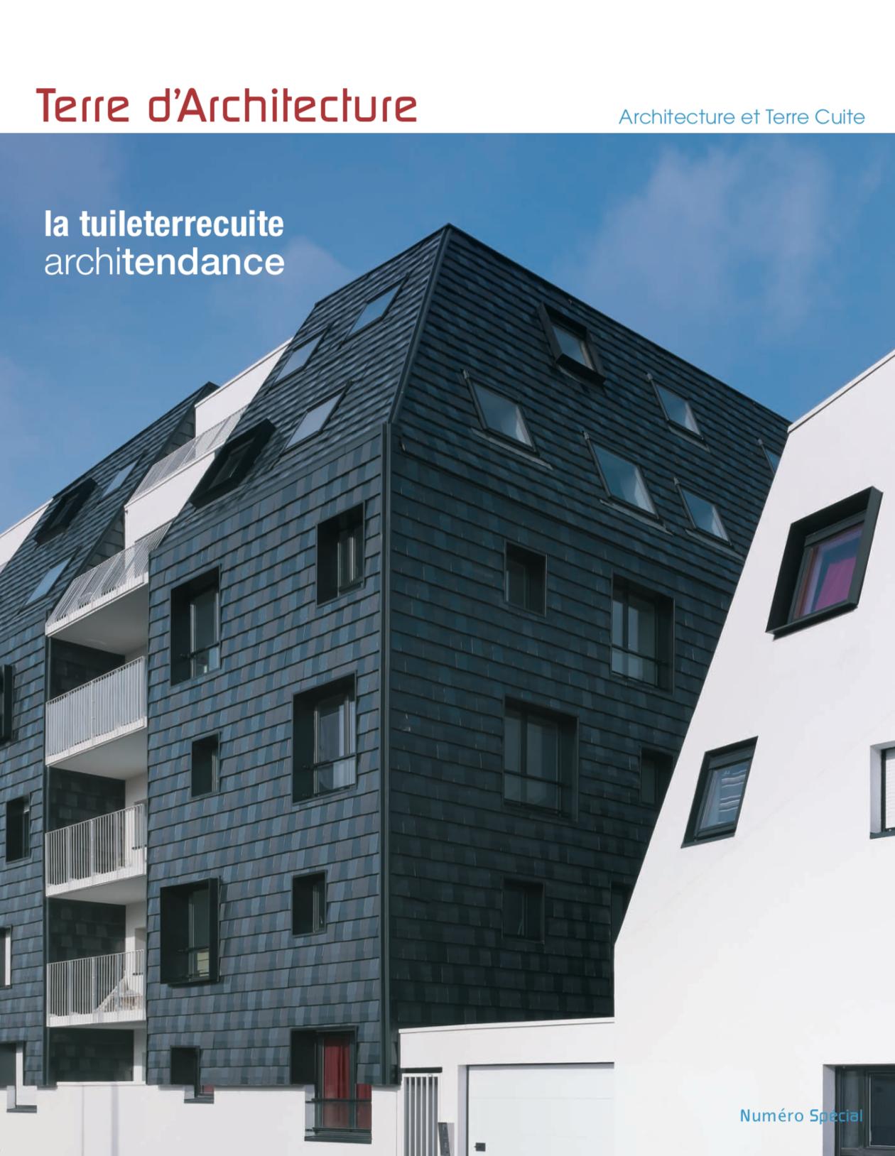 Terre d'Architecture #12 — Mai 2013