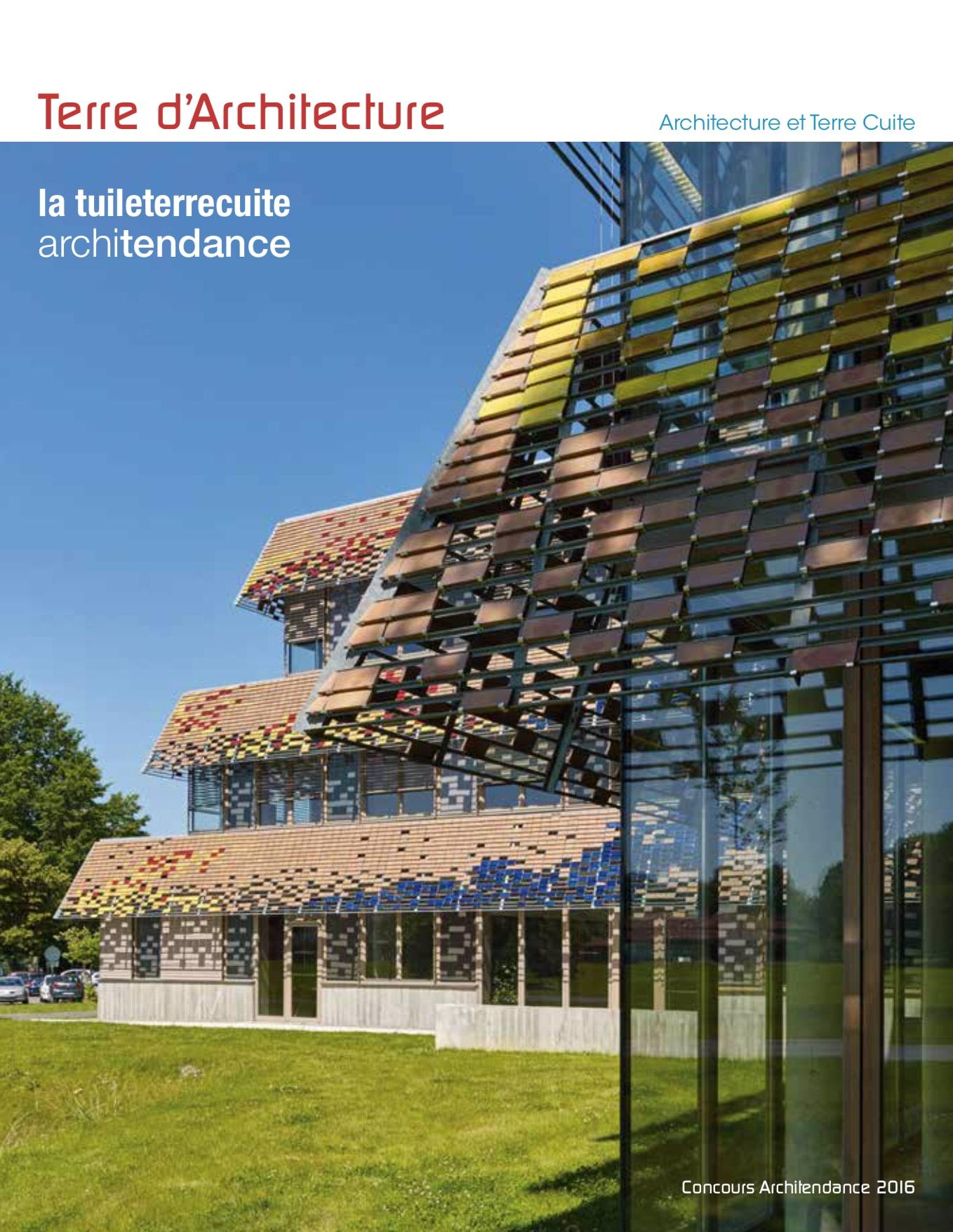Terre d'Architecture #14 — Juin 2017