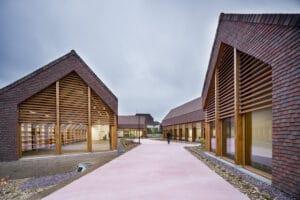 Pôle social et culturel Gonzague Saint-Bris à Cabourg