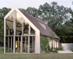 Maison et espace de projets artistiques Le pré aux Pierres, dans les Yvelines